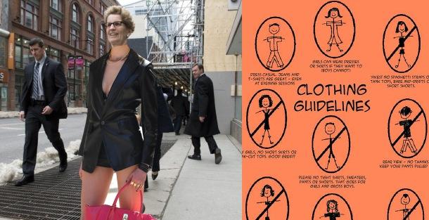 Wynne dress code