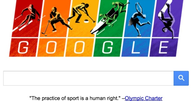 google doodle protest 2014 sochi olympics