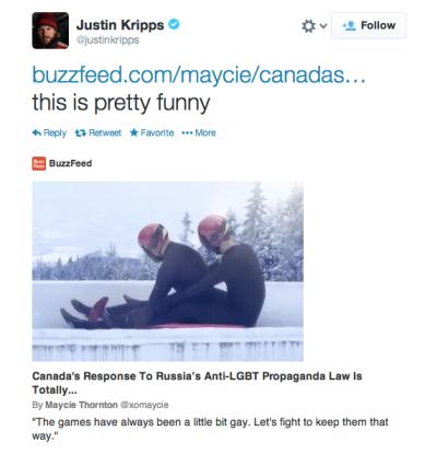 canadian psa olympics gay bobsled