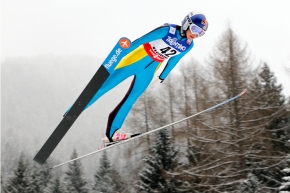 Margaret Wente thinks your girlish figure can't handle skijumping