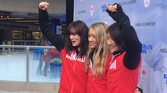 canadian ski jump olympics