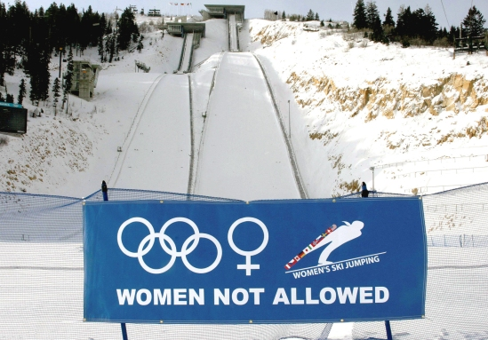women's ski jump 2014