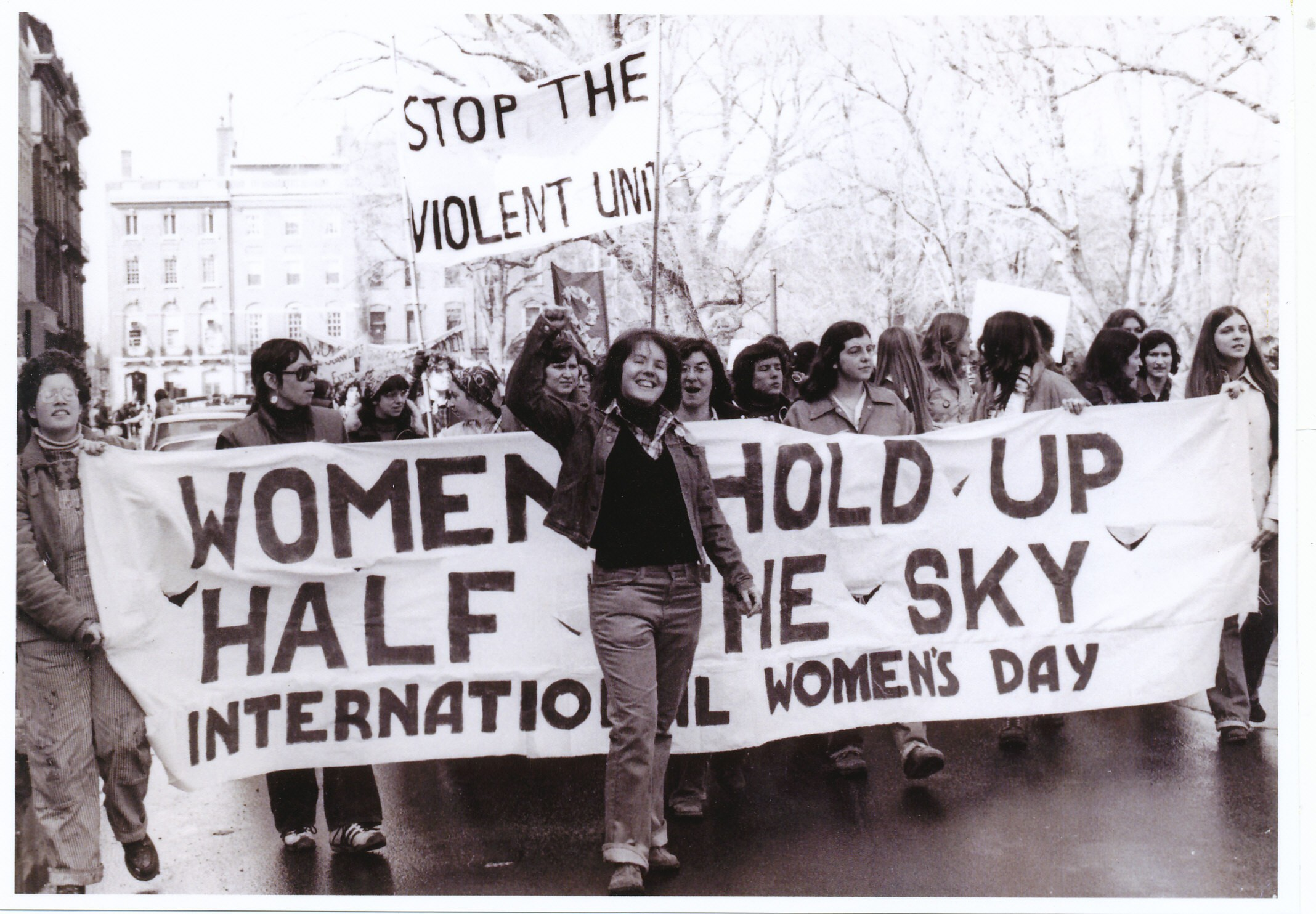 7 Ways to Celebrate International Women's Day From Your ... Women Rights Movement 1970