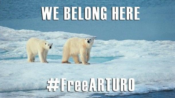 #FreeArturo