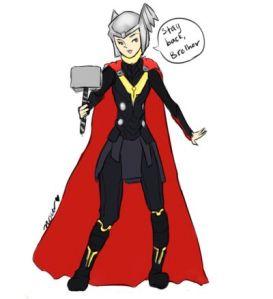 Nora's Thor