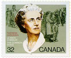Thérèse Casgrain - For the common good