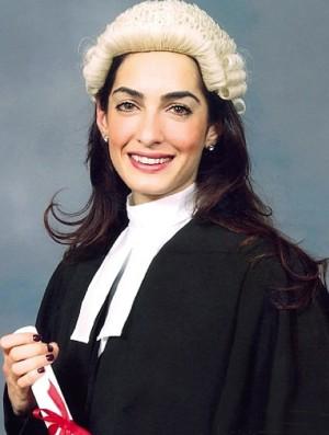 Amal Clooney - Canadian feminist blog