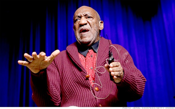 Bill Cosby Canadian Tour