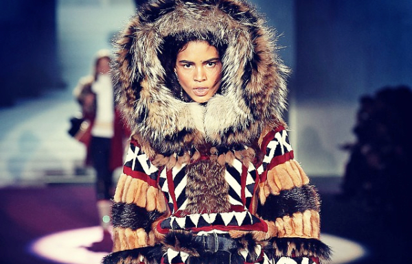 DSquared and DSquaw: Racist, Inappropriate Fashion Line
