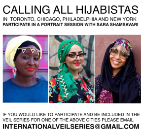 Toronto Veil – Calling allHijabistas!