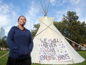 """#StopStealingOurKids – Métis Artist Christi Belcourt Takes to Twitter to Talk """"New ResidentialSchools"""""""