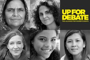 Women of #ELXN42: Up for Debate