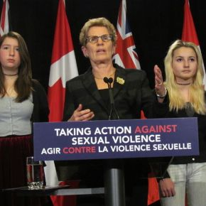 International Day of the Girl: Canadian Teens Usher in Sexual ConsentCulture