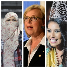 The Women of #ELXN42: Badass Babes Who Rocked the Boat