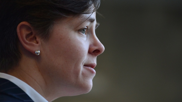 Status of Women Minister Kellie Leitch: Woman. Doctor. Pro-Lifer. Photo: Adrian Wyld/Canadian Press