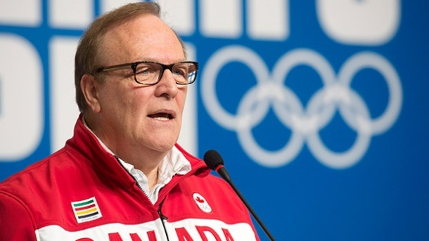 Marcel Aubut resigns as head of the Canadian Olympic Committee amid allegations of sexual harassment. Photo: Adrian Wyld/Canadian Press