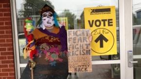 Feminist Killjoy: Mocking Niqabs by Mummering at Polls is NotFunny