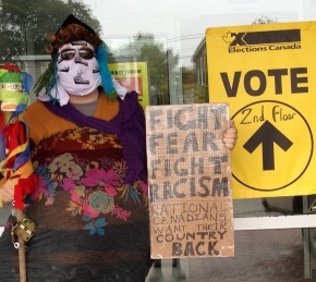 Feminist Killjoy: Mocking Niqabs by Mummering at Polls is Not Funny