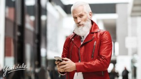 Fashion Santa Takes Canada by Storm