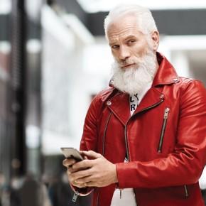Fashion Santa Takes Canada byStorm